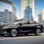 Está siendo un año redondo para el Ford Fusion Energi (Ford Mondeo híbrido enchufable) en EEUU