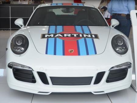 Porsche en la Gala Internacional del Automóvil