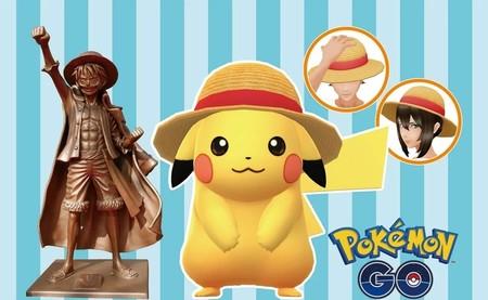 Pokémon GO tendrá un crossover con One Piece con su próximo evento temporal