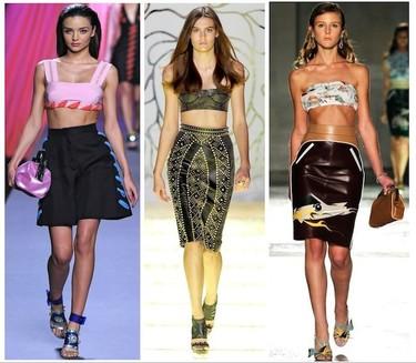 Las 7 tendencias imprescindibles para la próxima Primavera-Verano 2012: ¡toma nota!
