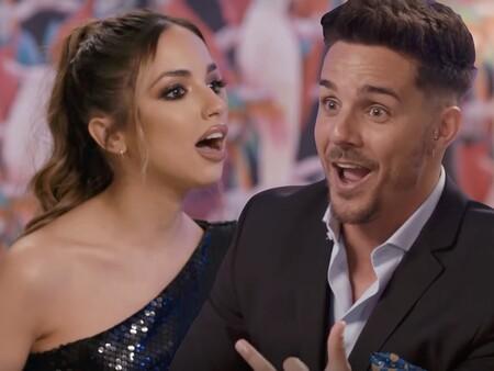 Así ha sido el reencuentro entre Manuel y Lucía seis meses después de 'La Isla de las Tentaciones 3': Volvieron a besarse en el avión, pero Fiama no lo sabía
