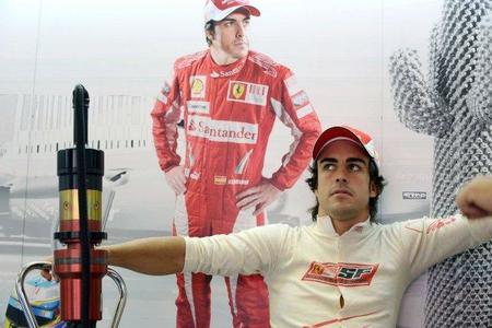 Fernando Alonso no contará con ningún motor nuevo en las últimas cinco carreras