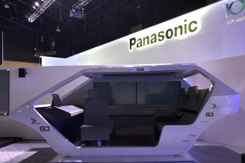 Panasonic cumplió 100 años de existir y 40 de operar en México, así ven el futuro, incluyendo los coches autónomos