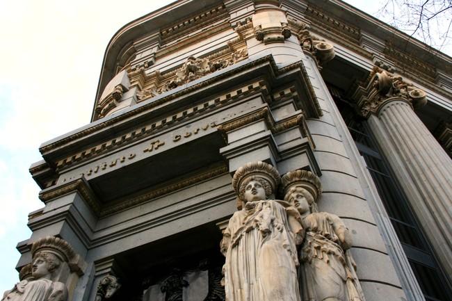 Un siglo del Edificio Cervantes en Madrid