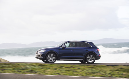 Audi Q5 lateral