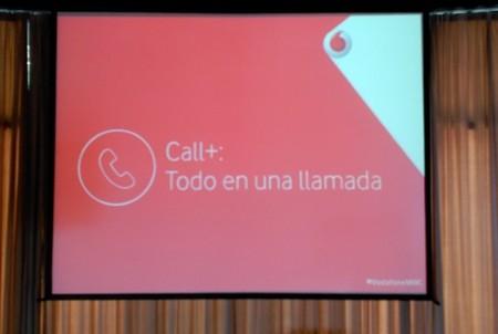 Vodafone lanza Call+, la aplicación que te permite acceder a la siguiente generación de llamadas