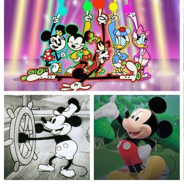 Las diez mejores películas y series de Mickey Mouse para ver en Disney+ con los niños y celebrar su aniversario