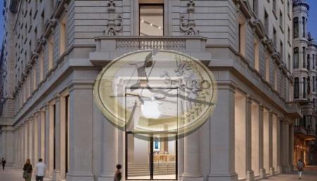 ¿Posible congelación de los planes de Apple? La crisis del euro también parece llegar a las Apple Store