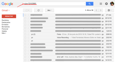 Codigo Gmail