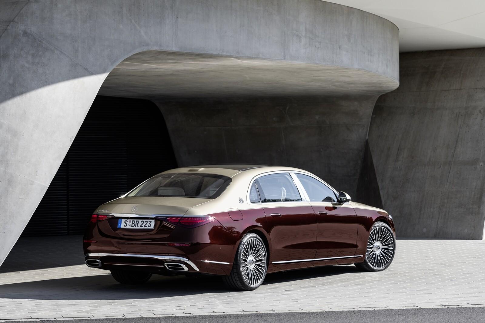 Foto de Mercedes-Maybach Clase S 2021 (28/43)