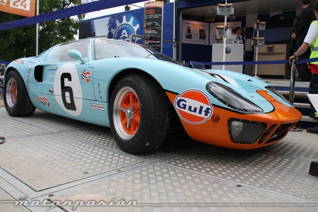 Ford GT40 24 Horas Le Mans