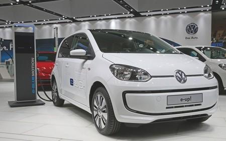 Volkswagen e-Up! Desde 26.900 euros en Alemania