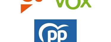 PP, Cs y Vox, ¿en qué se diferencian sus programas económicos?