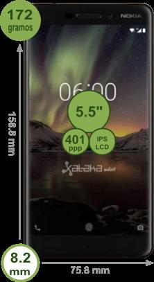 Nokia 6 1