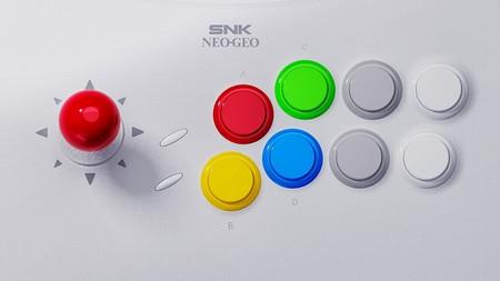NEOGEO Arcade Stick Pro: esta es la lista completa de 20 juegos de pelea que incluirá la nueva consola retro de SNK