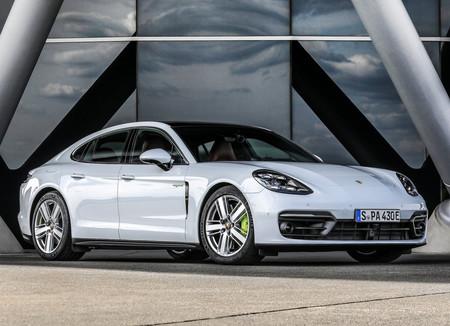 Porsche Panamera 2021 12