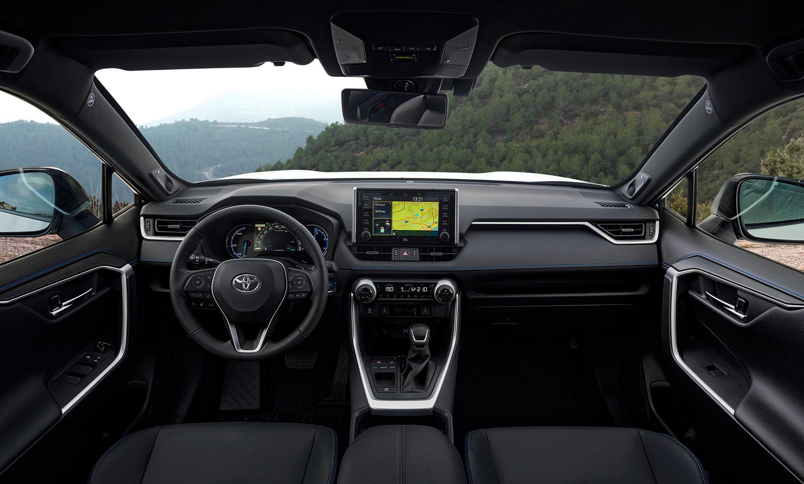 Foto de Conducimos el Toyota RAV4 Hybrid 2019 (15/31)