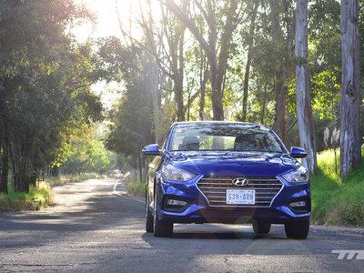 Hyundai Accent, a prueba: un mini Elantra con ganas de triunfar