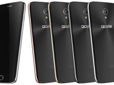 Alcatel tiene un cuarto Idol 4 en el horno, esta vez con Android y cinco pulgadas
