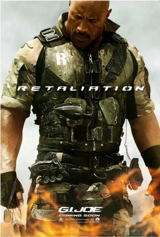 Foto de Todos los carteles de 'G.I. Joe: La venganza' (3/25)
