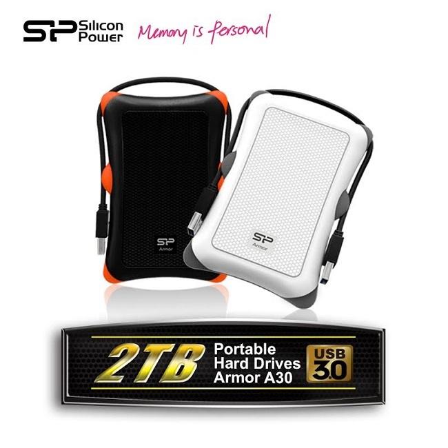 Discos duros portables de 2TB