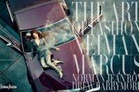 Neiman Marcus: regreso al pasado con Drew Barrymore