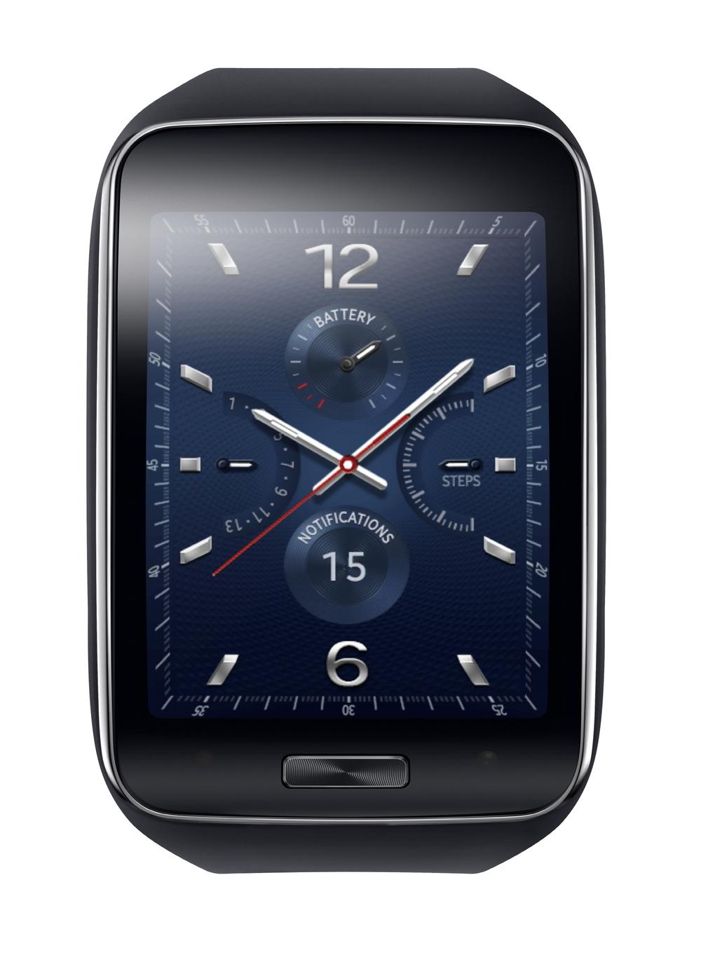 Foto de Samsung Gear S (3/9)