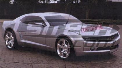 ¿El Camaro Concept desvelado?