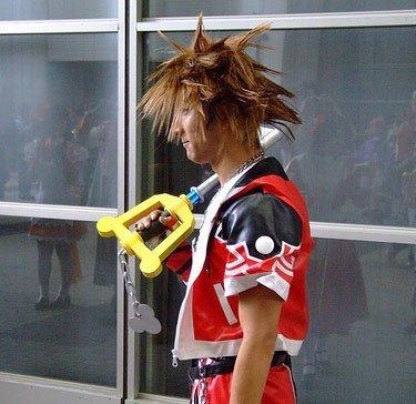 [TGS 06] Cosplay en el Tokyo Game Show