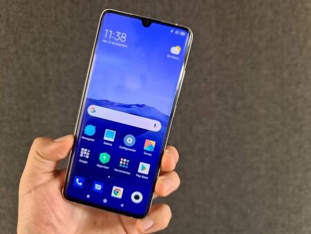 Xiaomi Mi Note 10 Primeras Impresiones Mexico Pantalla