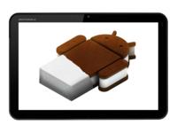 Motorola Xoom empieza a recibir Ice Cream Sandwich en los EEUU