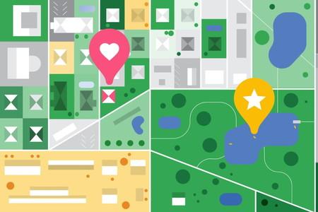 La sección 'Guardados' de Google Maps se actualiza e incluye varias funciones nuevas para ayudarnos a encontrar localizaciones
