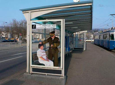 """""""No está ocurriendo aquí. Pero está pasando ahora"""": Amnistía Internacional y su gran campaña fotográfica"""