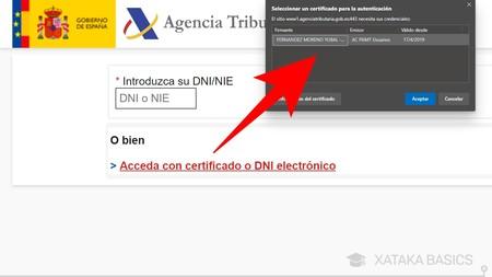 Elige Certificado