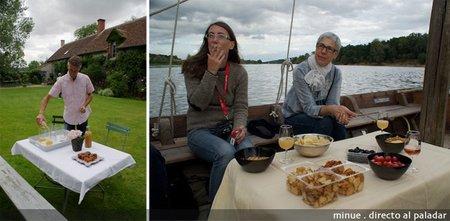 Gastronomía Loira - barca