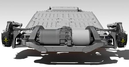 Motor Electrico Tesla Model S