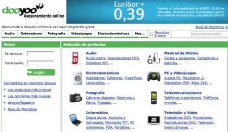 Ahorrar con Internet: comparadores de precios