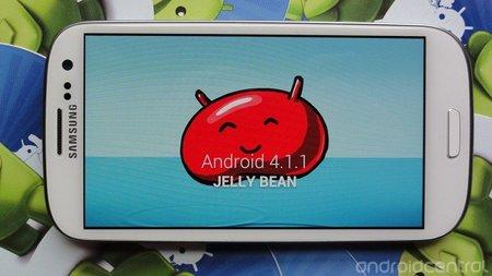La próxima semana el Galaxy S III podría recibir la actualización a Android 4.1 Jelly Bean