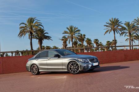 Probamos el Mercedes-Benz C 200 microhíbrido, una respuesta demasiado parcial para el problema de las emisiones