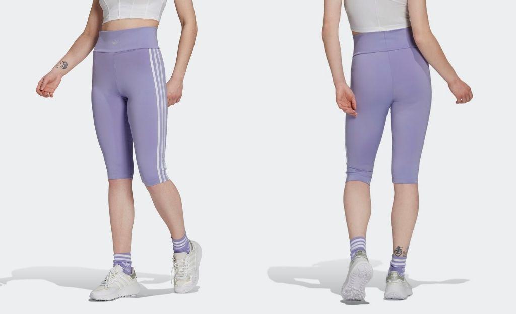 Adidas Fakten en color lila