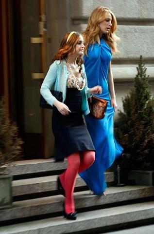 Los mejores looks de Gossip Girl en 2009