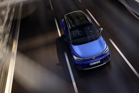 Volkswagen Id 4 Carretera