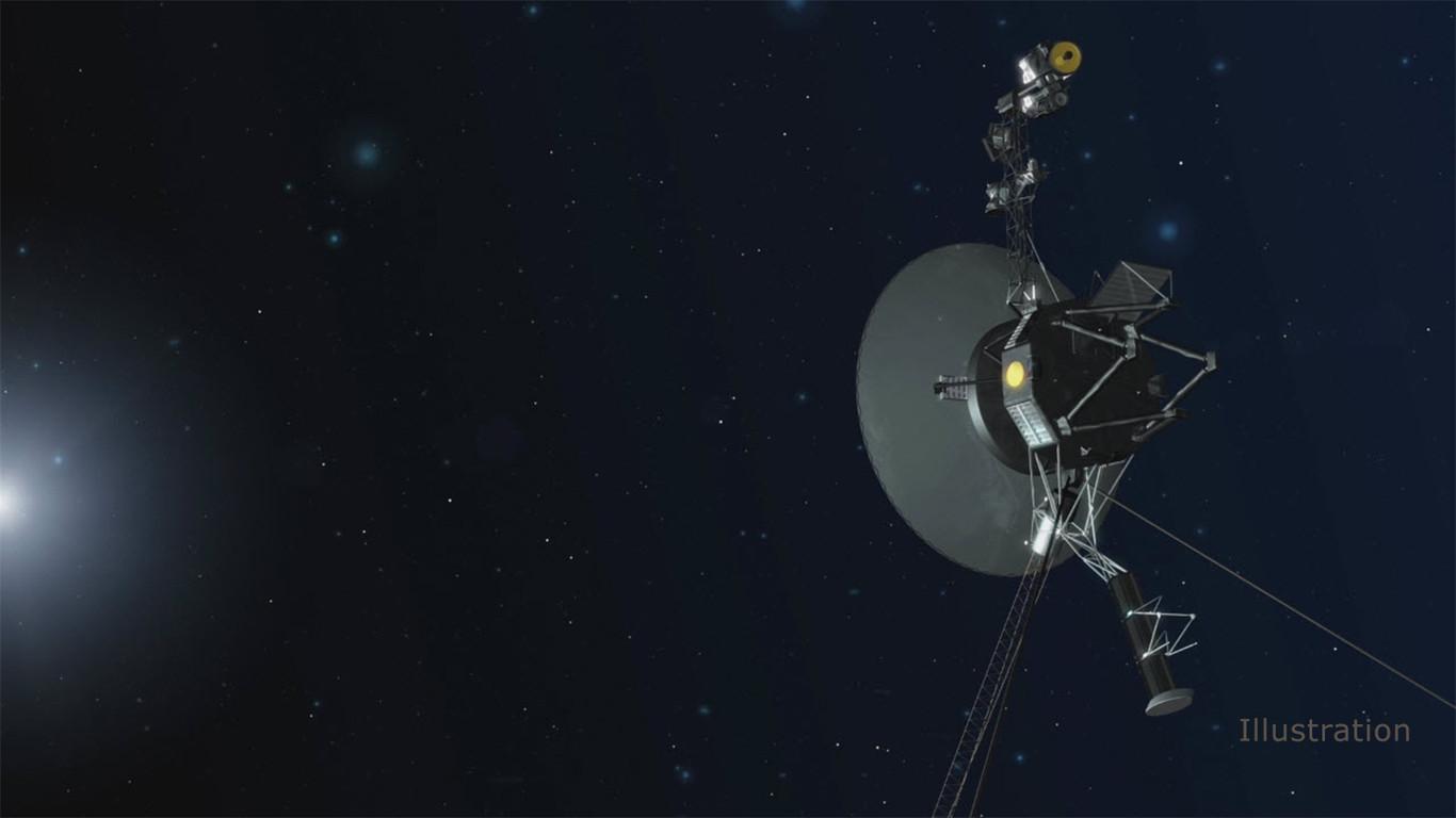 La NASA activa los propulsores de la legendaria Voyager 1 tras 37 años de inactividad