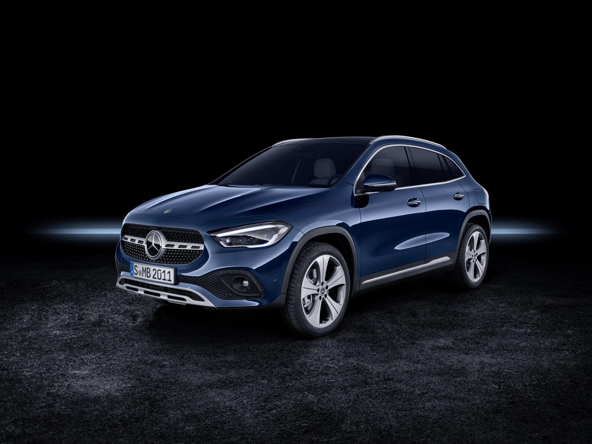 Foto de Mercedes-Benz GLA 2021 (72/103)