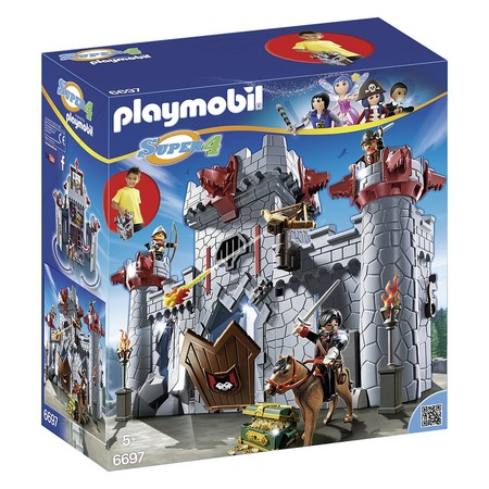 Castillo Playmobil