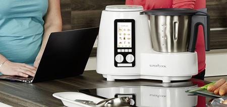 Supercook SC110, el robot de cocina inteligente con recetas descargables