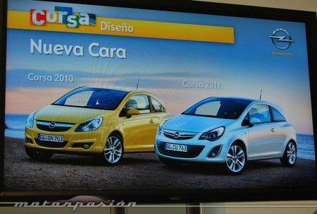 Opel Corsa 2011, presentación y prueba en Madrid