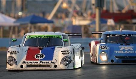 Porsche Daytona