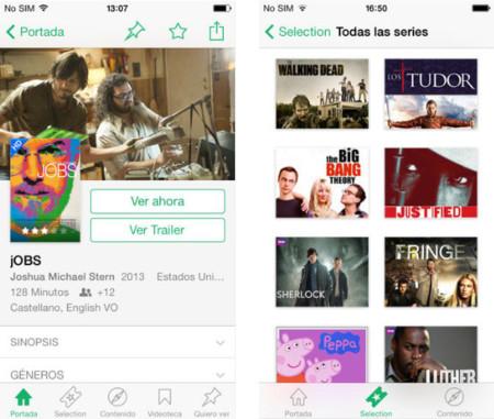 Wuaki actualiza su aplicación oficial para iOS y llega al iPhone