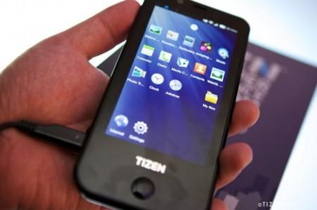 El terminal para desarrolladores Tizen pillado en vídeo